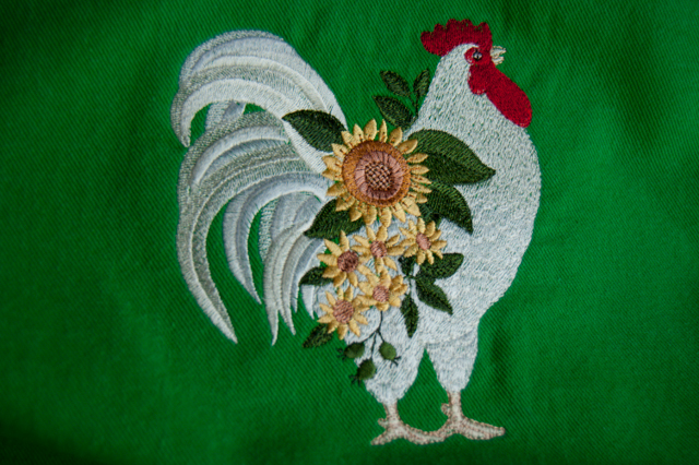 Rooster Apron-2
