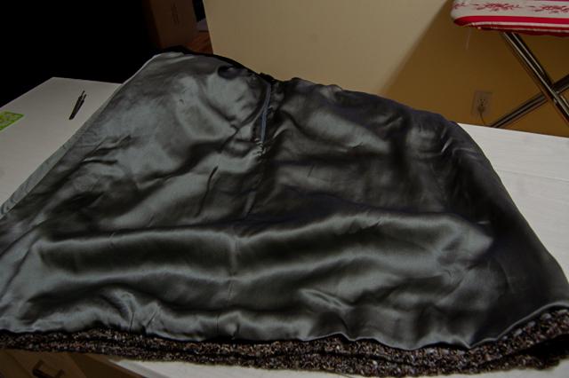 Chanel Boucle Skirt-1