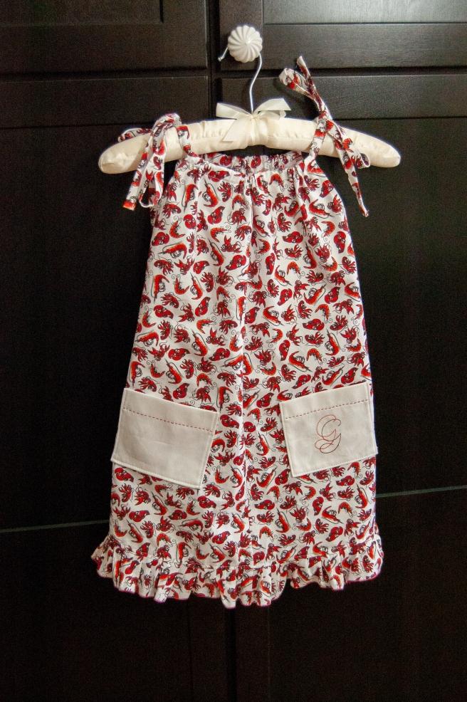 crawfish dress-1